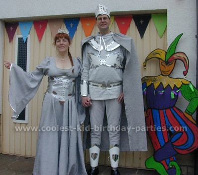 melissa s medieval knight party tale mike the knight party