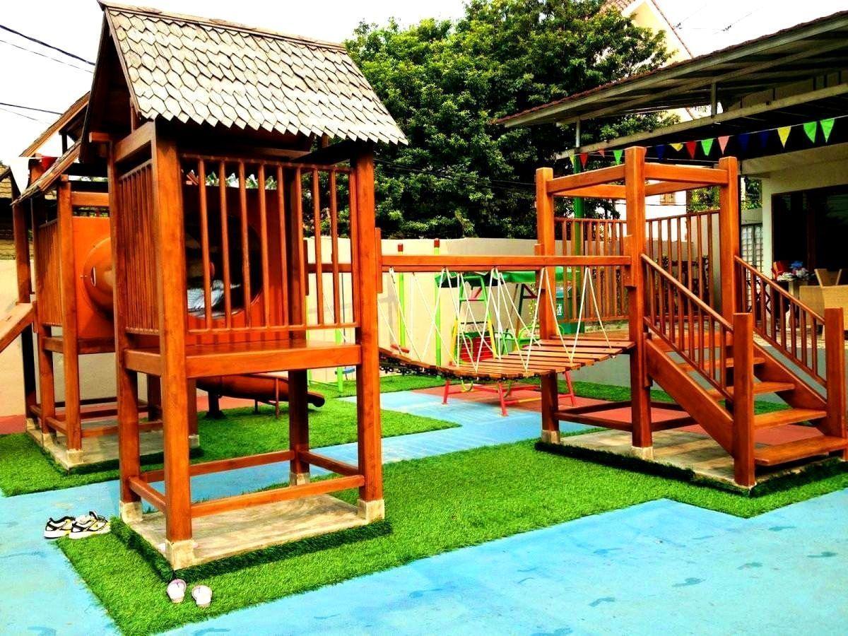 Backyard Playground Flooring Swing Sets Backyardbeekeeping Backyardliving Modern Design Backyard Playground Backyard For Kids Playground Flooring
