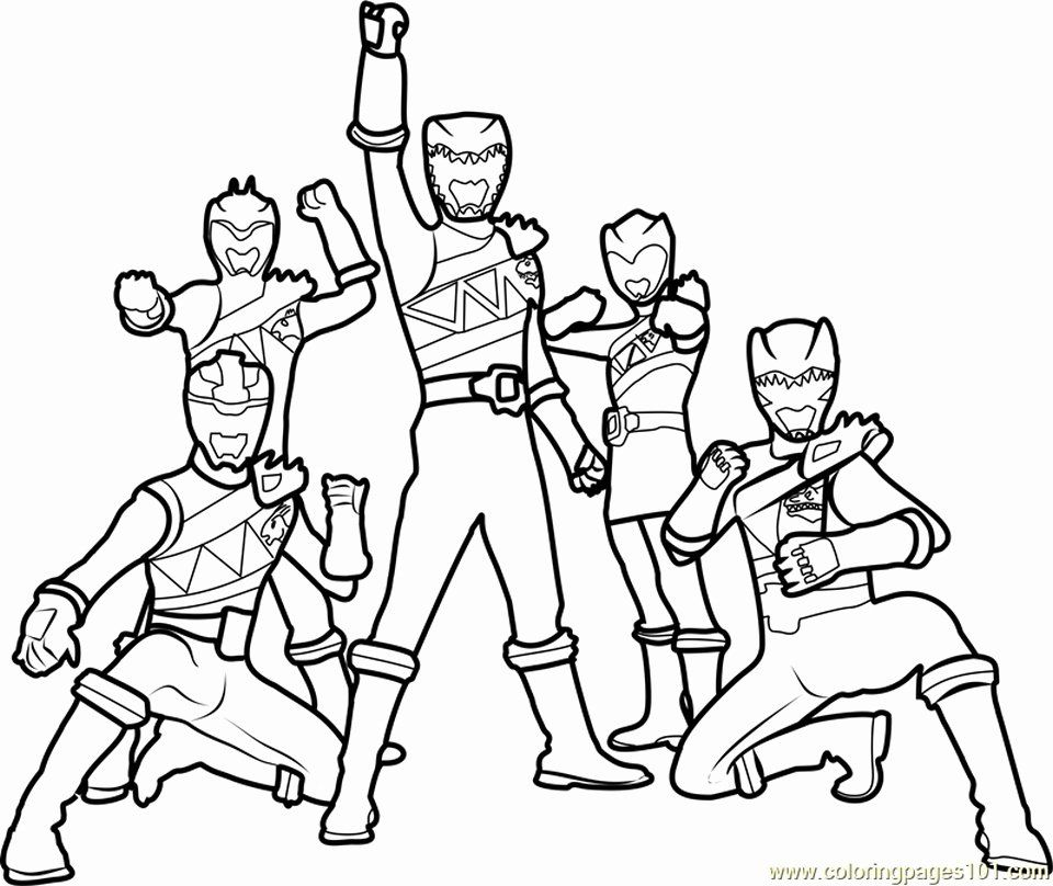 Power Ranger Coloring Page Lovely Get This Power Ranger