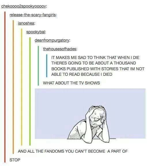 Them Fandom Feels Though... (With Images)