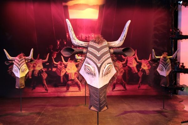 Photo Coverage Inside The Lion King Bryant Park Pop Up