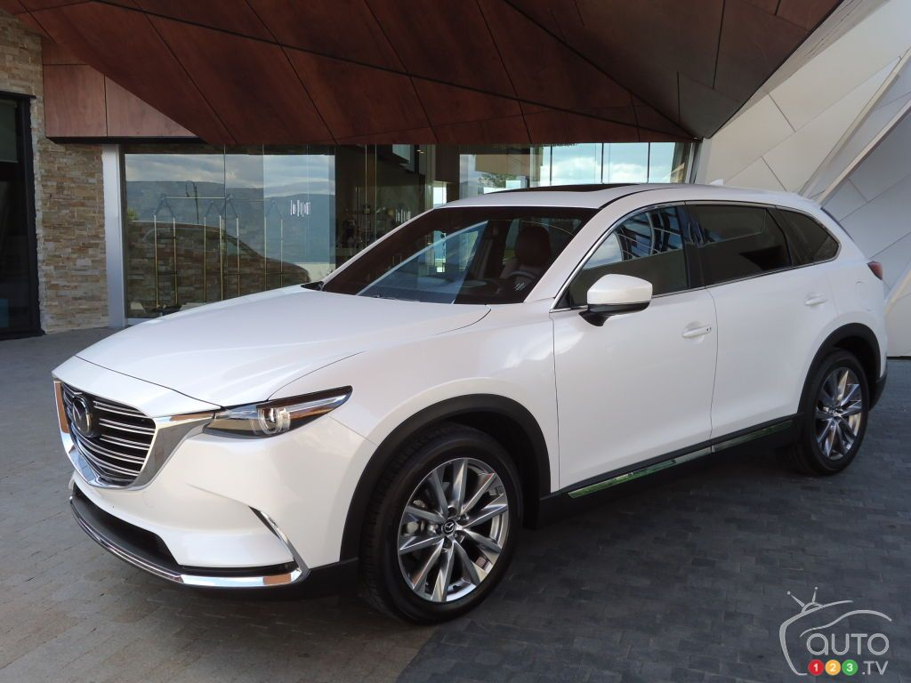 2016 Mazda CX9 is built to perfection (With images