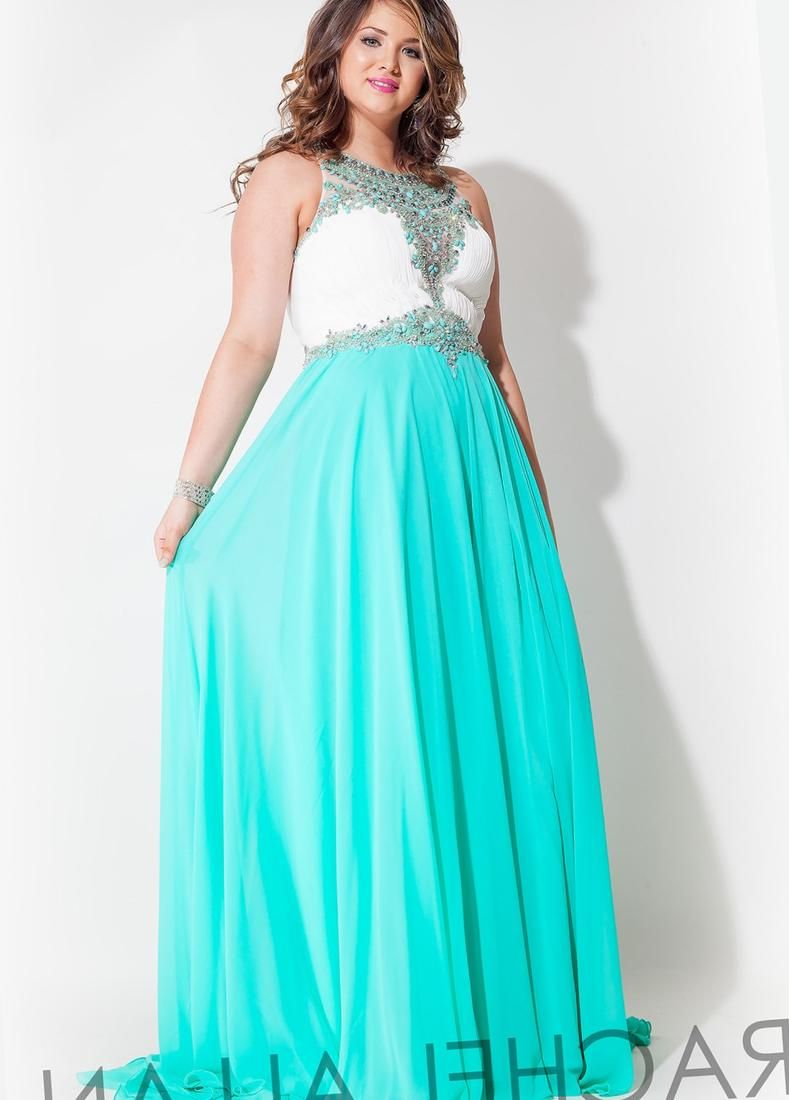 If you are looking for a cheap plus size prom dress, you will find ...