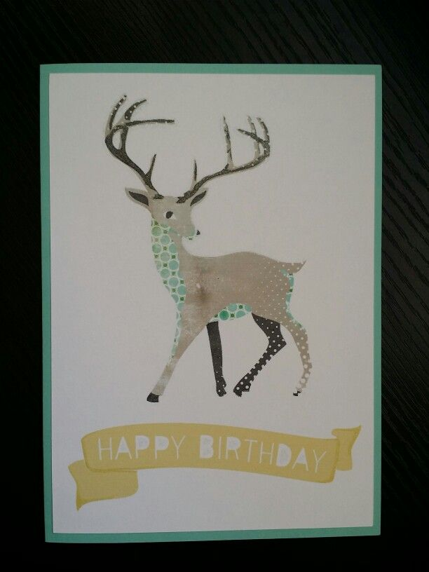 Cricut happy birthday card cricut happybirthday diy cards deer cricut happy birthday card cricut happybirthday diy cards deer banner bookmarktalkfo Image collections
