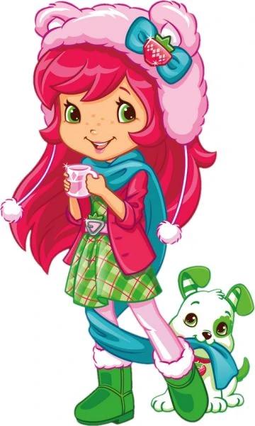 Tube Charlotte Aux Fraises Strawberry Shortcake Png Festa Moranguinho Desenho Moranguinho Arte Infantil