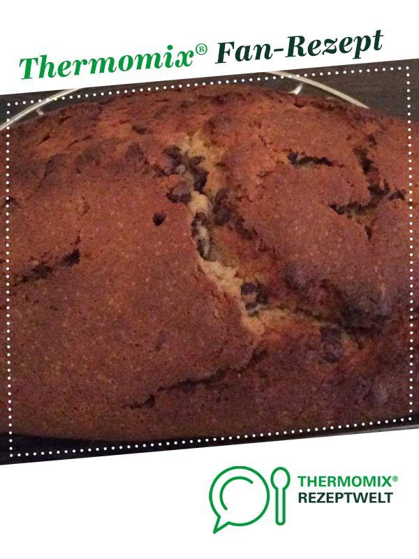 Fluffiger Schoko Bananen Kuchen Rezept Thermomixer Kuchen