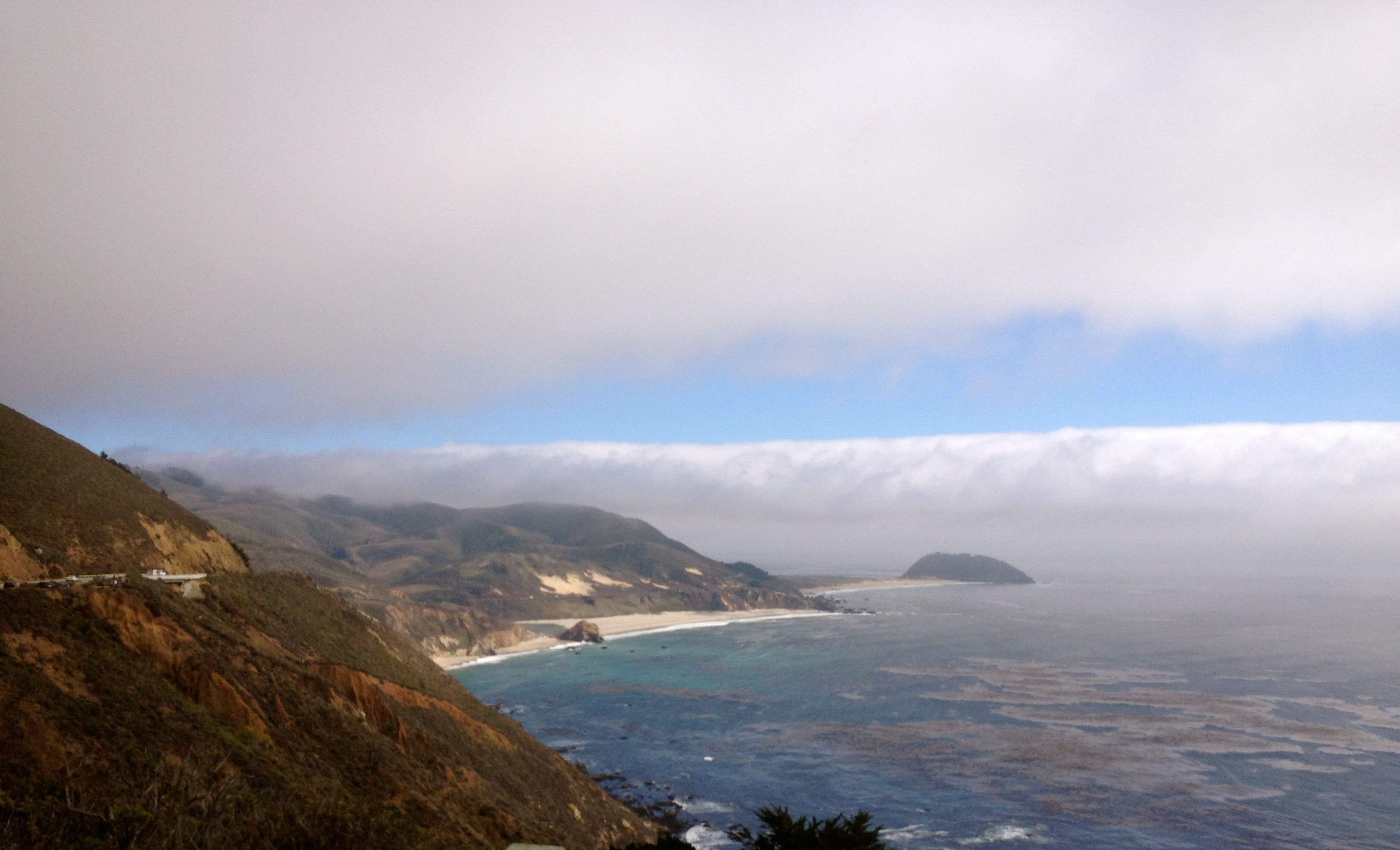 California Coast - The 1