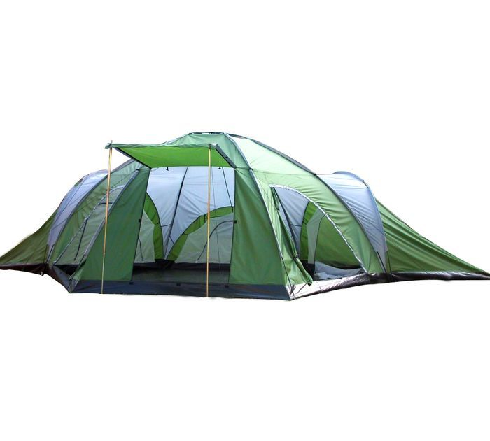 8 Man 4 Room Family Tent for C&ing - Green by corrinla.deviantart.com  sc 1 st  Pinterest & 8 Man 4 Room Family Tent for Camping - Green by corrinla ...
