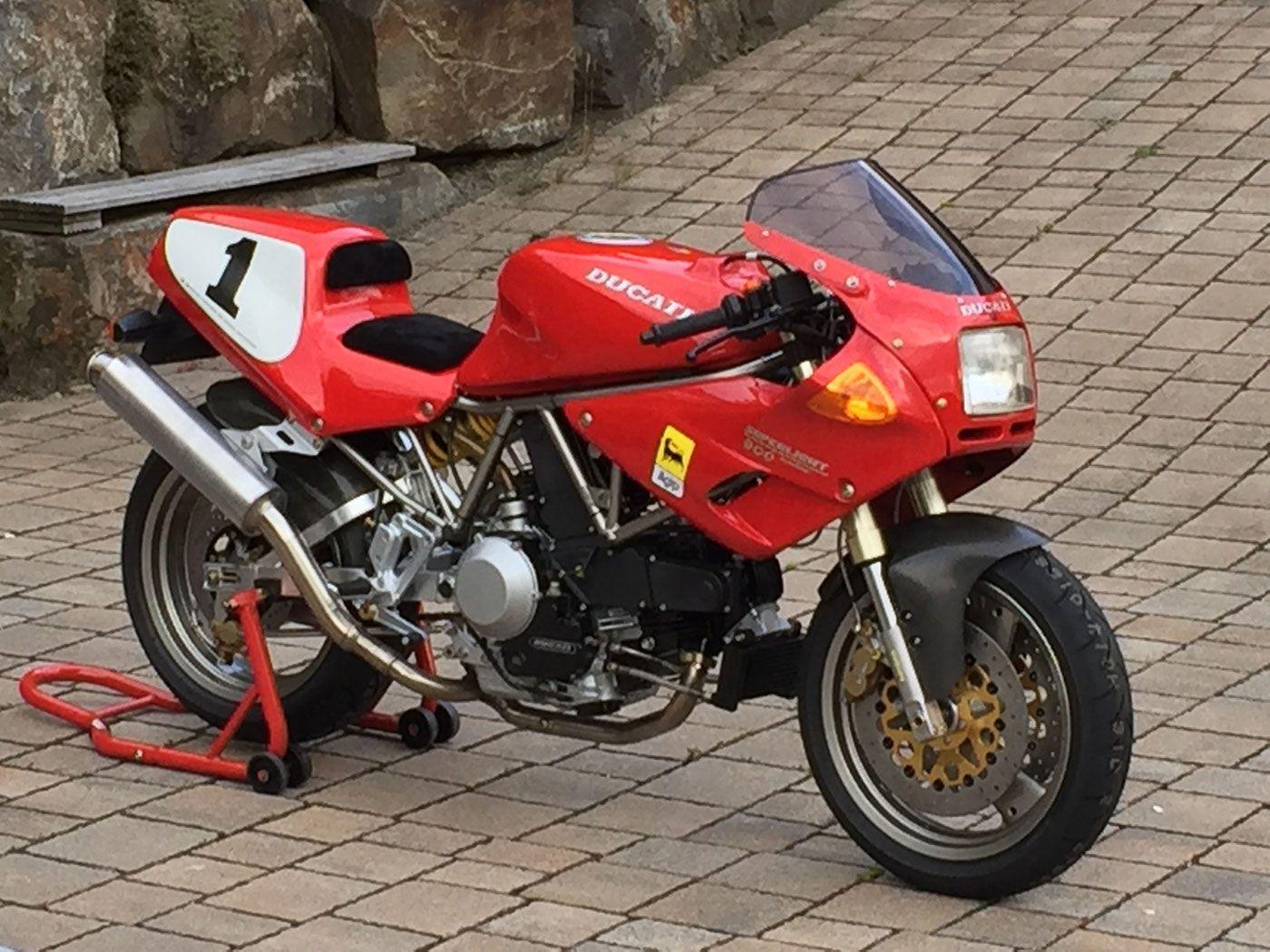 Ducati 900 Superlight Mk Ii Ducati Cafe Racer Ducati Motorbike