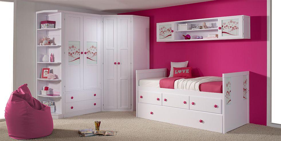 Coleccion natura es crealber mobiliario juvenil for Muebles de guarderia