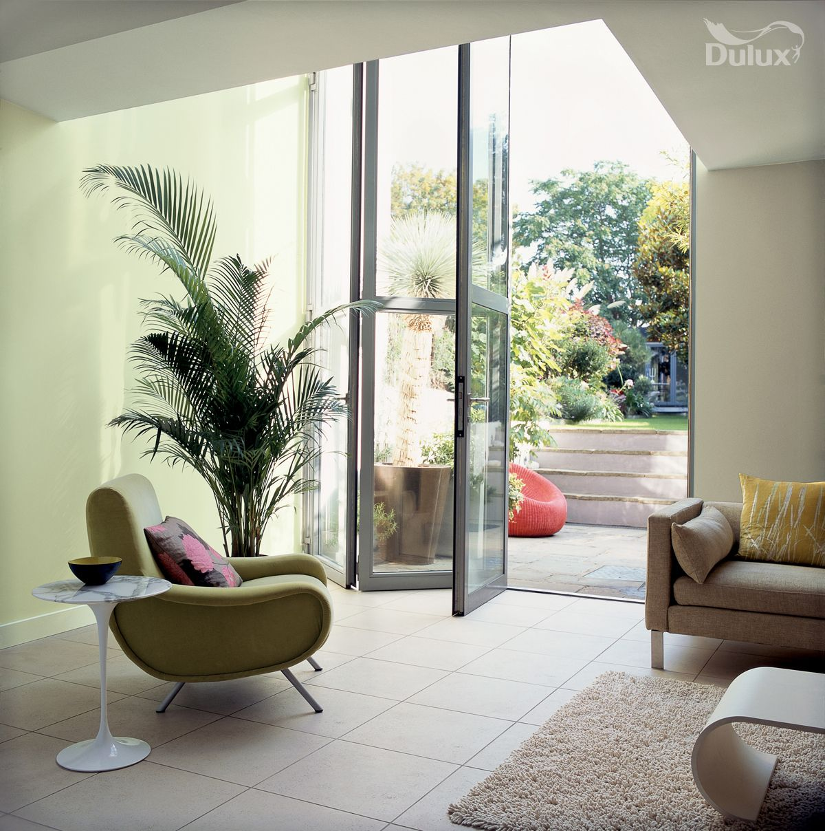 Decorating Ideas Dulux: Green Draws In Our Natural Surroundings And Evokes