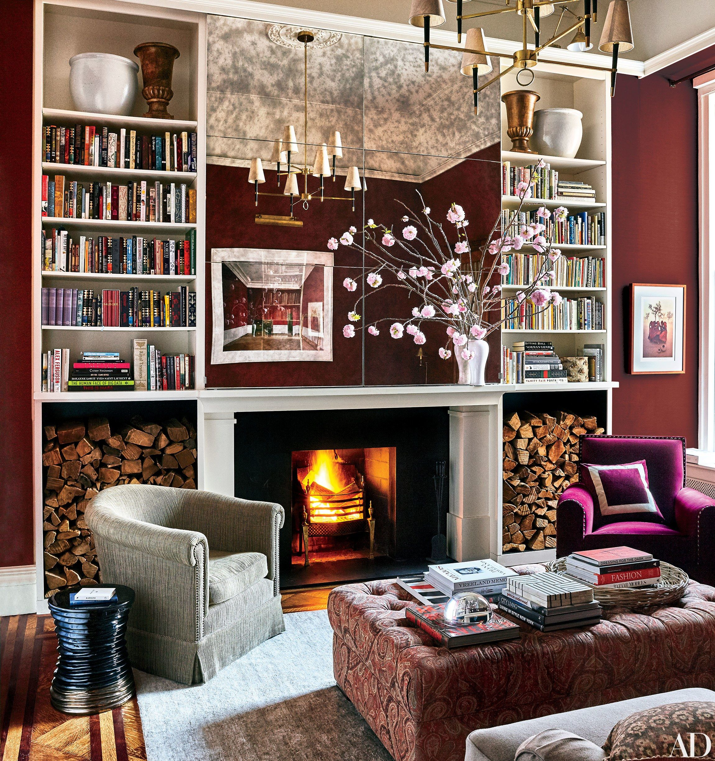 Fall winter 2016 2017 color trends according to pantone for Apartment interior design trends 2017
