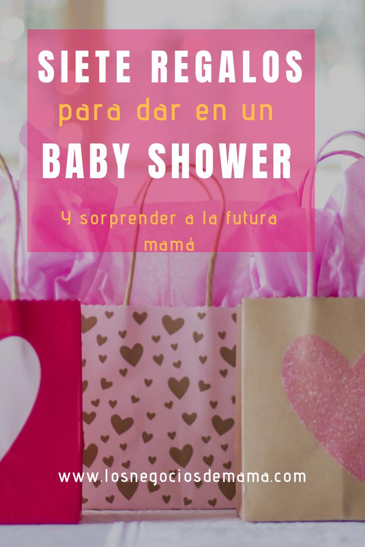 Mejores Regalos Baby Shower.7 Regalos Para Sorprender A La Futura Mama En Su Baby Shower