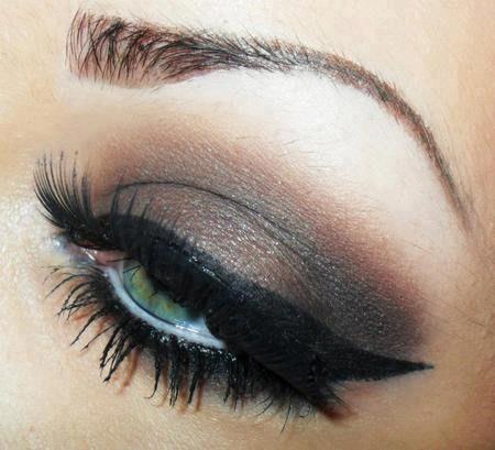 blue eyes makeup 886