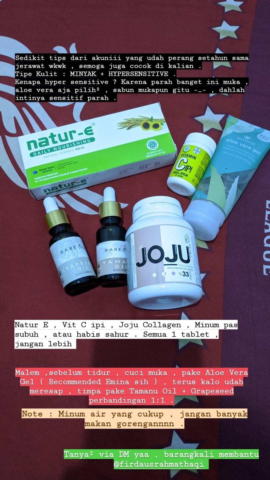 My Daily Routine Acne Skincare di 2020 Jerawat, Kulit