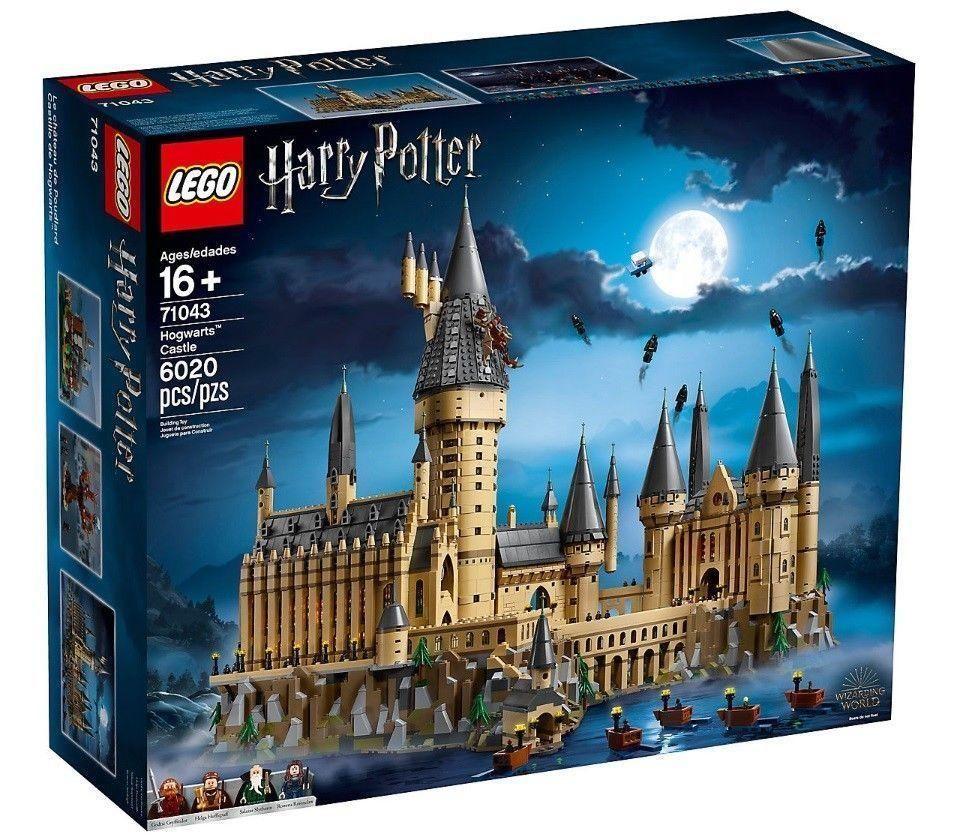 Lego Harry Potter Hogwarts Castle 71043 Presale New With Box Lego Hogwarts Lego Harry Potter Harry Potter Set