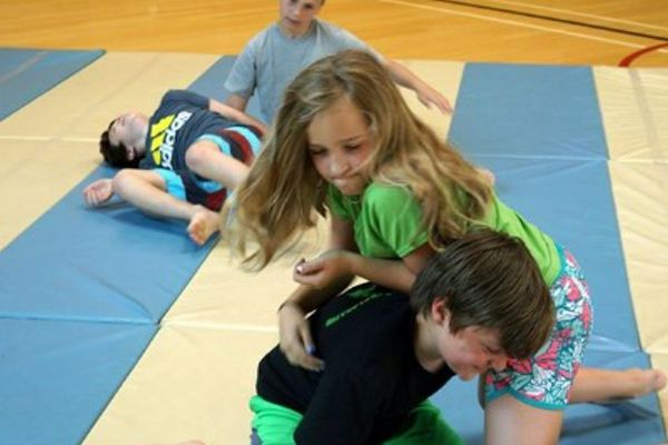 Wrestling Camp #Kids #Events