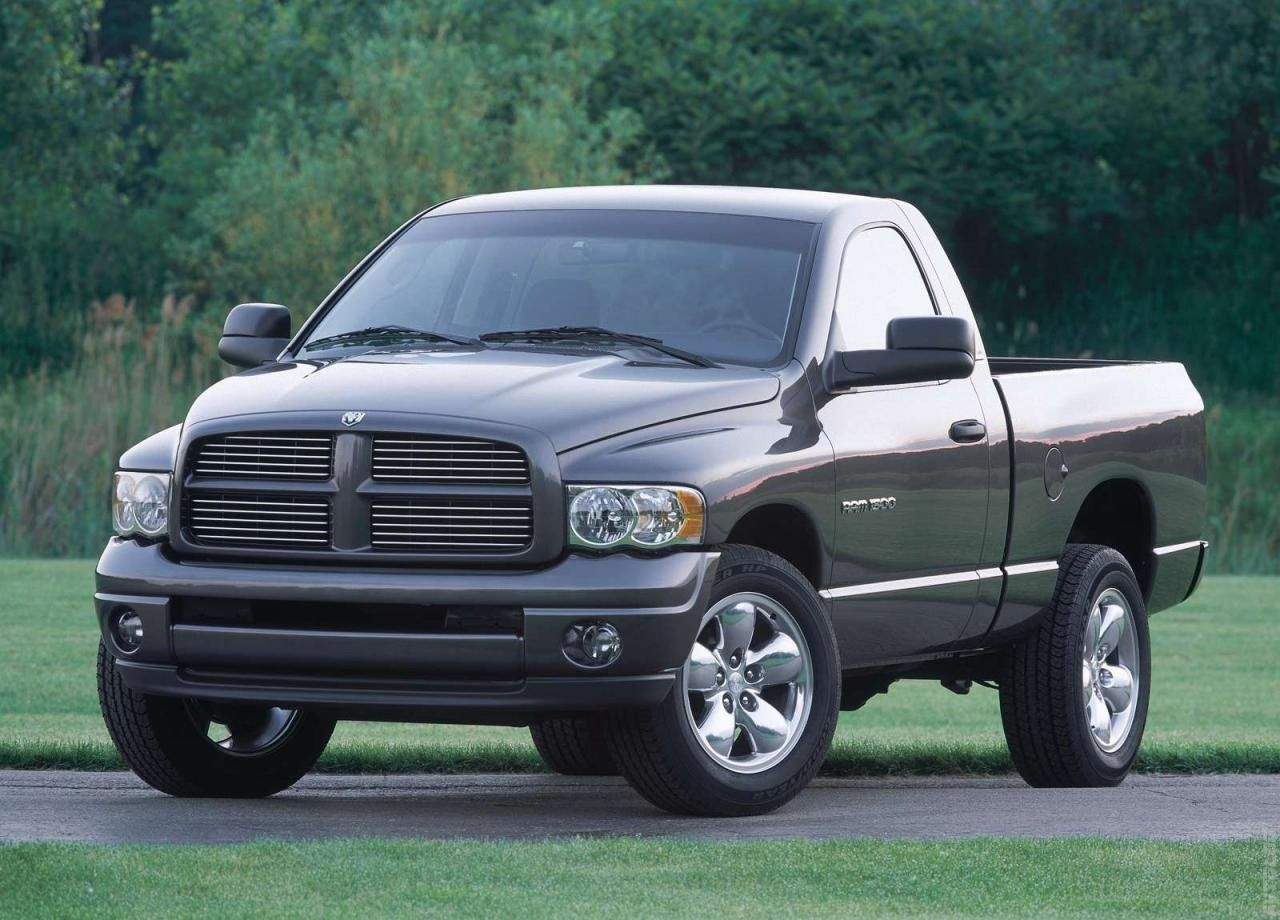 2002 Dodge Ram 1500 FredMartinSuperstore Dodge trucks