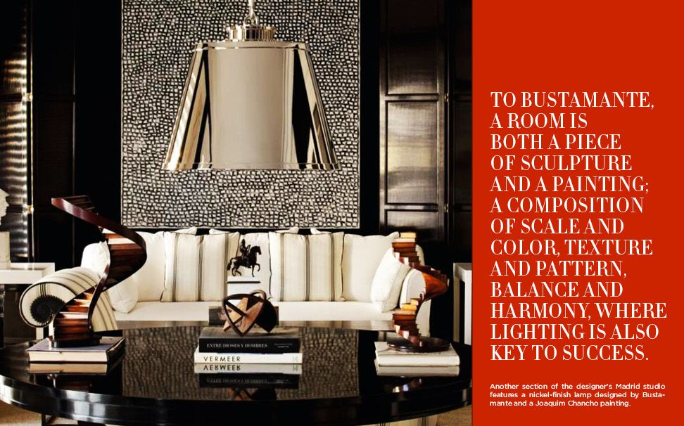 style compass luis bustamante spanish interior compass and spaces