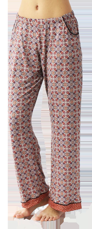 6d65da5c67de versatile eco friendly fashion    MAJAMAS    comfy geometric printed pants  for everyday