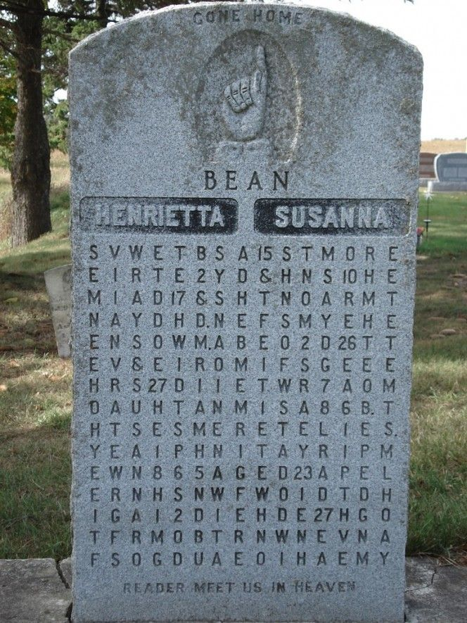 Secret Message On This Woman's Gravestone Has The Living