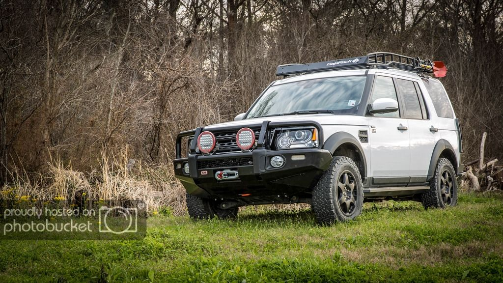 2016 Land Rover Lr4 Discovery 4 Project Build Land Rover
