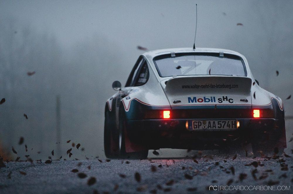 Rally Revival Valpantena - Porsche 911 SC HEIGO - Walter Röhrl © Riccardo Carbone http://riccardocarbone.com/