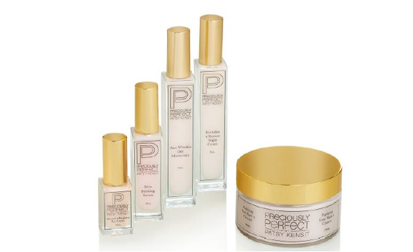 New #PreciouslyPerfect #beauty #collection by @patsy_kensit Launch exclusively on @idealworldtv on March 26.