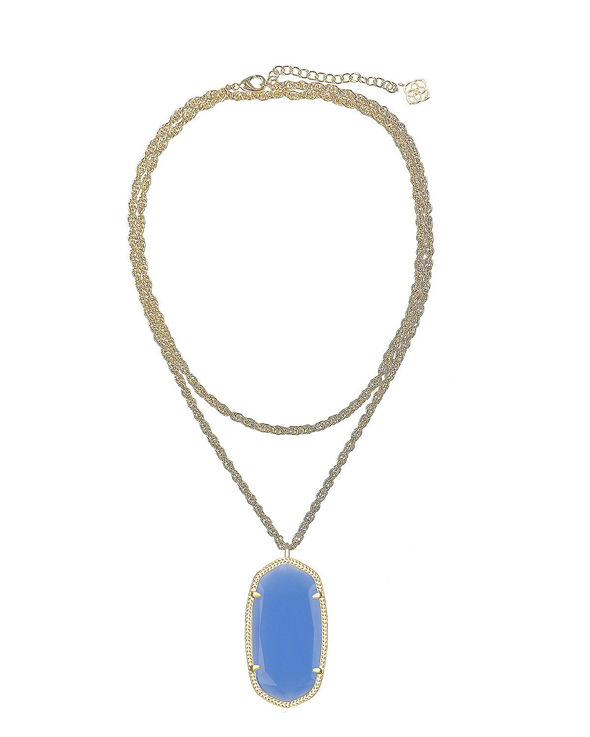 Rae pendant necklace by kendra scott at neiman marcus in iridescent