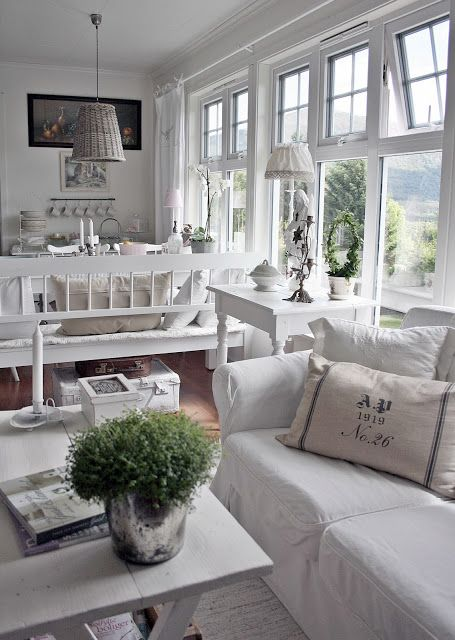 Cottage Shabby Chic | Country interiors | Pinterest | Interni ...