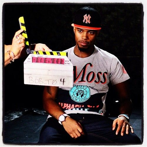Behind the scenes with @bobatl #mcfword  (Taken with Instagram)