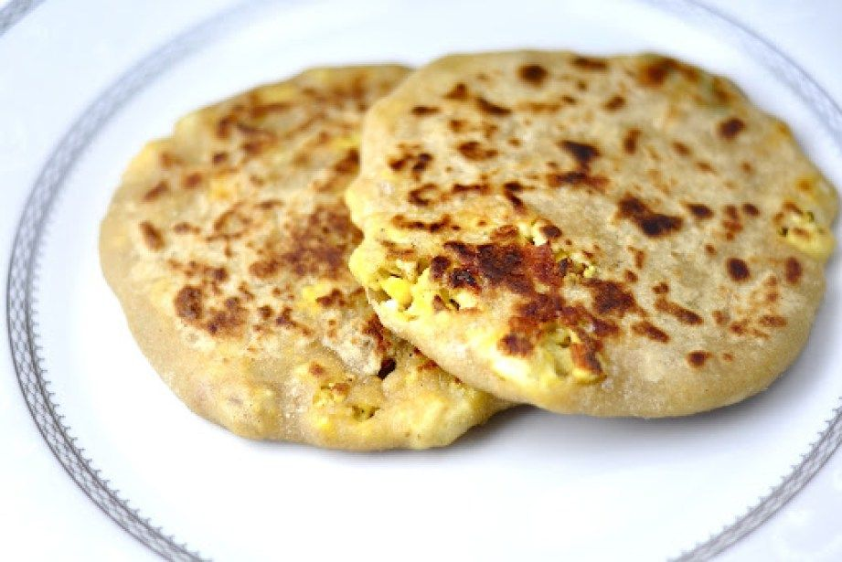 Egg Paratha Anda Paratha Easy Indian Brunch Recipe Breakfast