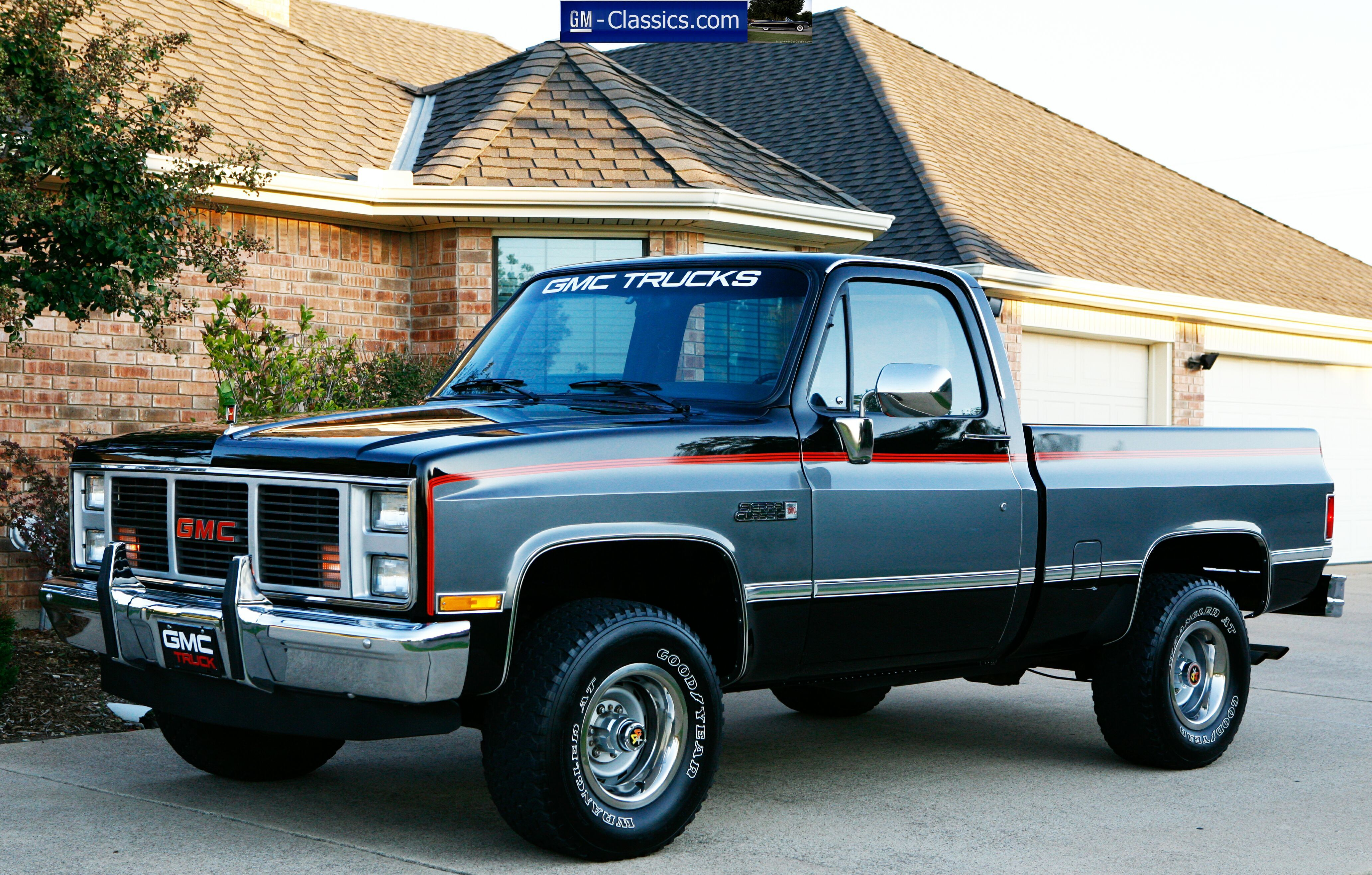 1987 Gmc Half Ton Short Bed 4x4 Pickup This Is What I