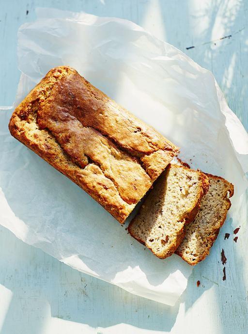 Banana Bread Recipe Banana Bread Recipes Jamie Oliver Banana Bread Food