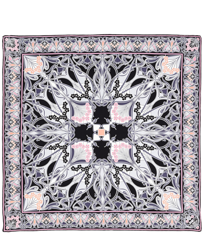 New Ianthe 70 x 70 Silk Scarf | Liberty London