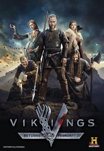 Vikings S02E01 EXTENDED BluRay 720p 400MB [Hindi – Eng] MKV