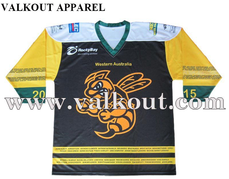Custom Cheap Hockey Jerseys With Sublimation Valkout Apparel Co Ltd Custom Sublimated Fishing Jerseys Sublimated T Sh Hockey Jersey Jersey Sport Outfits