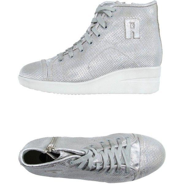 wedge sneakers - Grey Ruco Line RtJeEYWkt