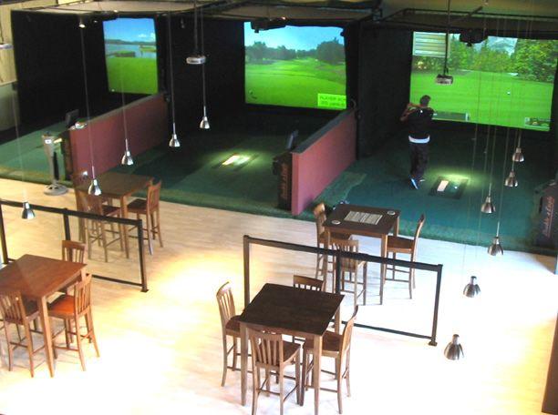 SG Center | Golf Simulator | Pinterest | Golf, Golf simulators and ...