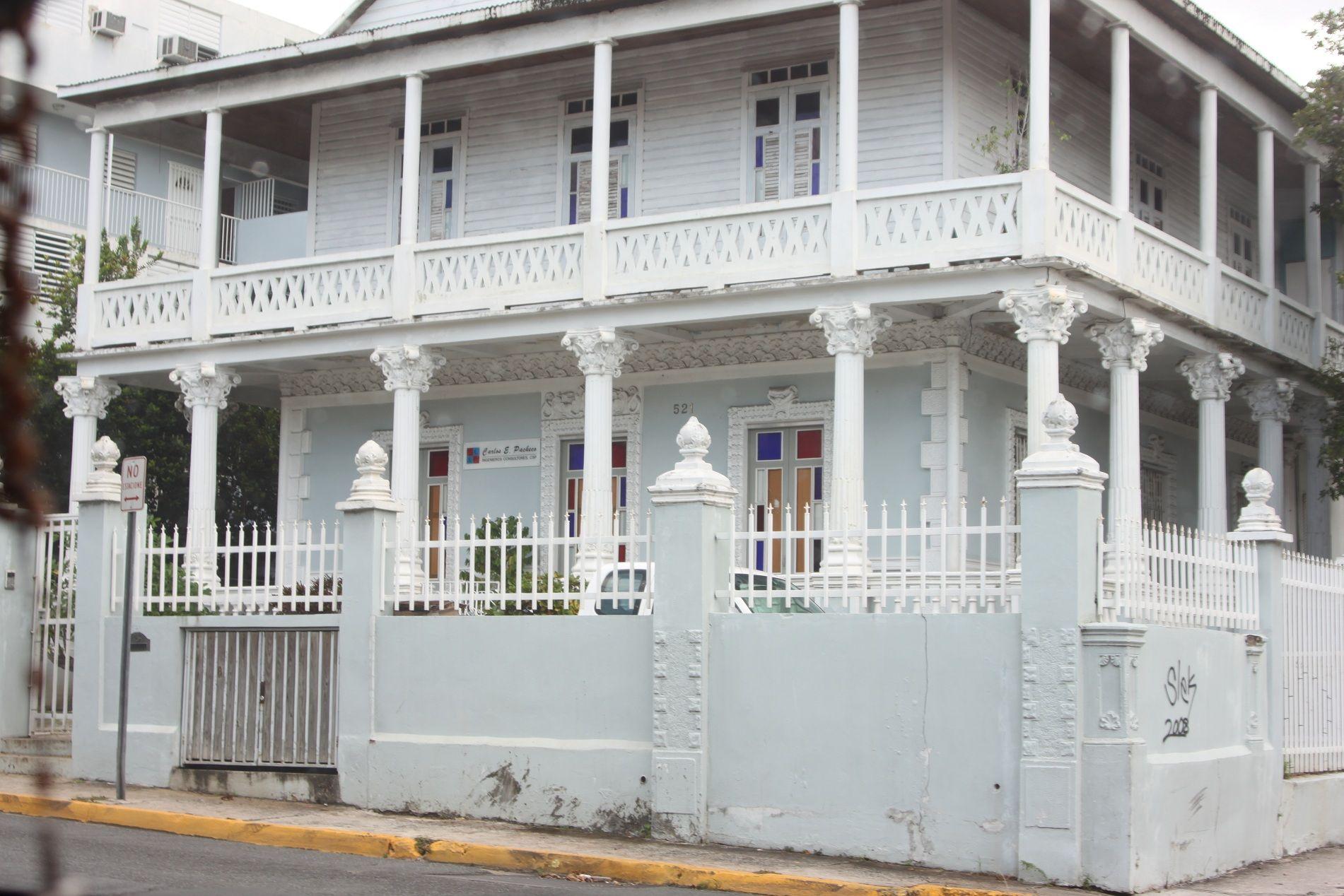 Barrio Obrero In Puerto Rico Santurce San Juan Puerto Rico