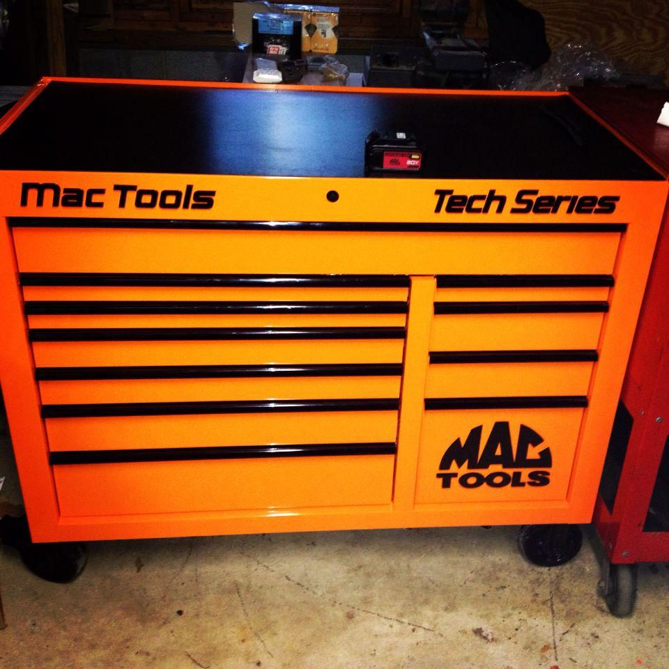 My New Mac Tools Tech Series Box Professional Tool Boxes