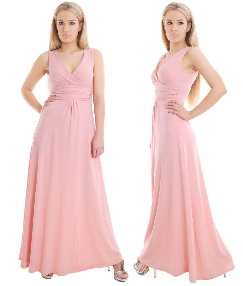 Summer party ladies maxi dress maternity dress candy floss pink summer party ladies maxi dress maternity dress candy floss pink with silver 35 ombrellifo Gallery