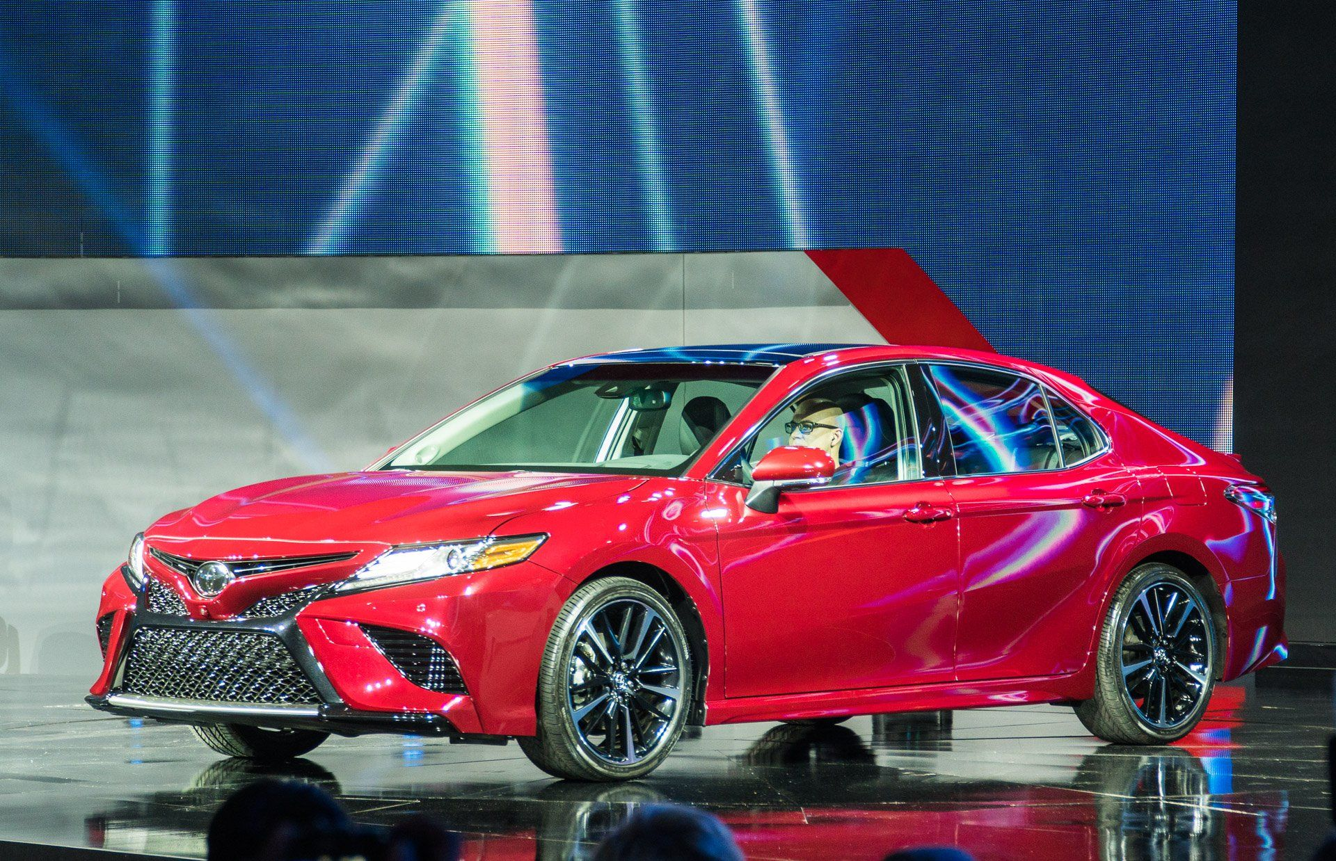 2018 Toyota Camry Brings the Style Automotive Etc