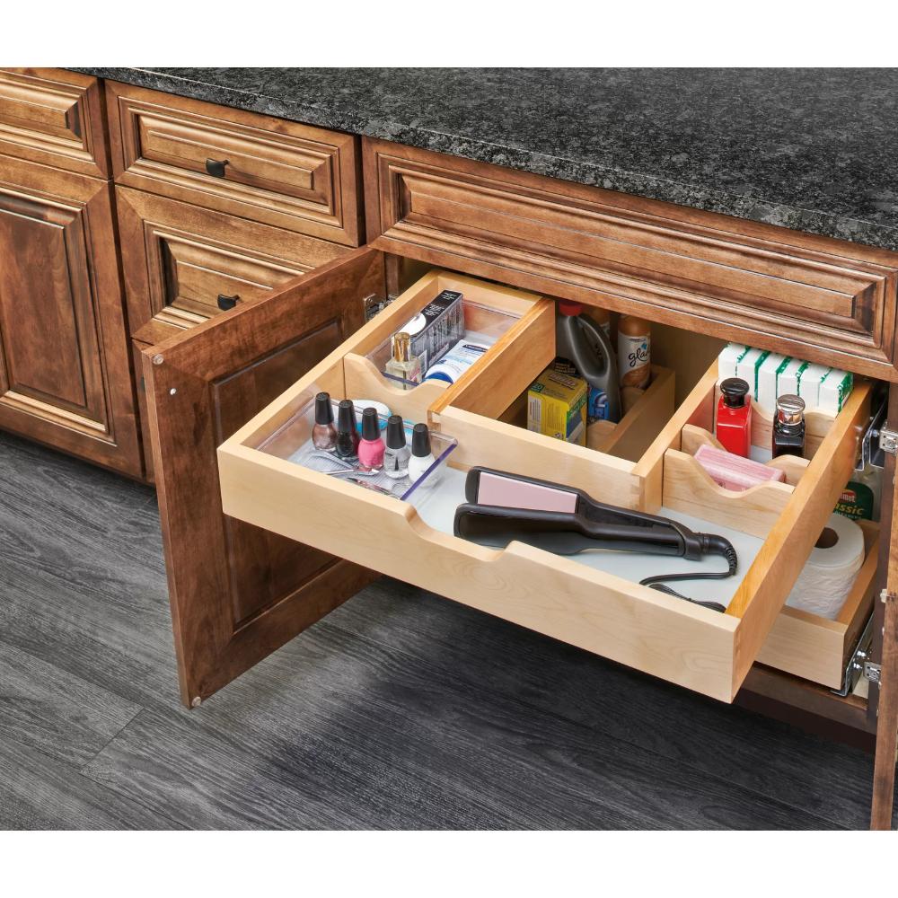 Vanity U Shaped Undersink Pull Out Pantry In 2021 Shelf Vanity Rev A Shelf Appliances Storage [ 1000 x 1000 Pixel ]
