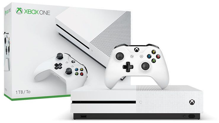 Microsoft Xbox One S 1tb Console White Slim Brand New Price 279 99 Ends On 4 Weeks View On Ebay Xbox One S Xbox One S 1tb Xbox One