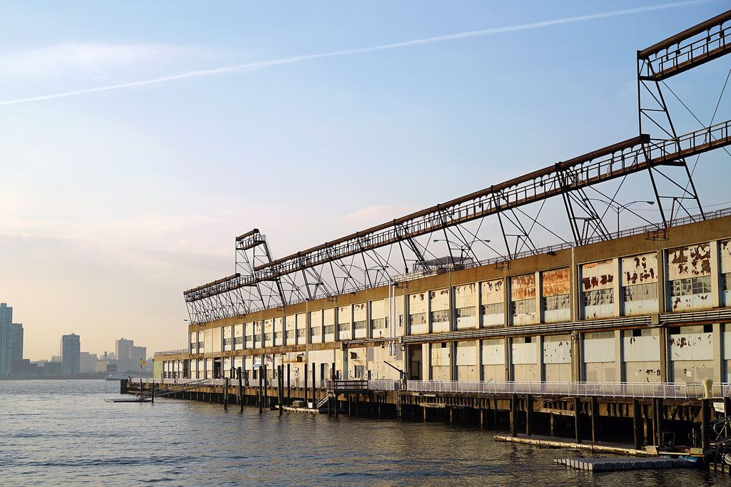 The city will sell the air rights to the pier to developers who will receive the right to build five towers near Pier 40, which will get new pilings it needs.