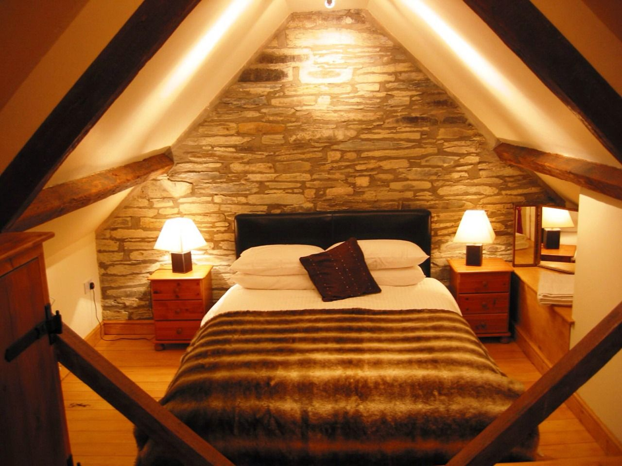 White loft bedroom ideas  Cozy beyond words  mad about the house  Pinterest  Cozy Bedrooms