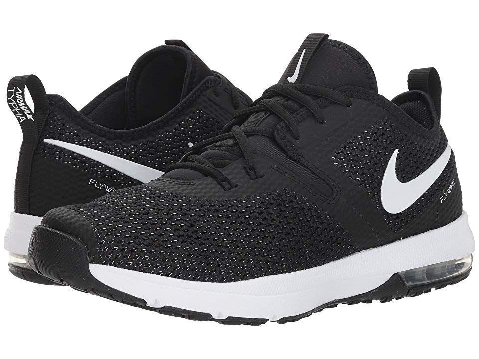 2903698a Nike Air Max Typha 2 (Black/White) Men's Cross Training Shoes. Push ...