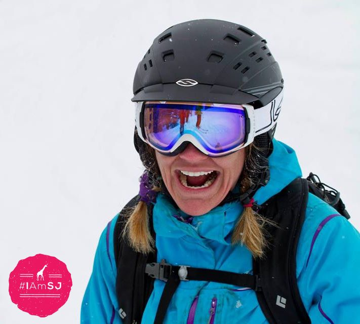Melinda Turner. Holistic Health Coach. Teleskier. Big Mountain Runner. Big Smile Seeker. #IAmSJ