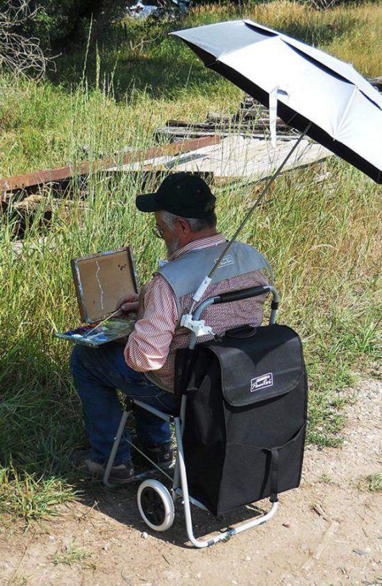 Best Plein Air Painting Chairs Reviews Plein air